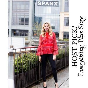 Pants - SPANX Black Ponte Ankle-Length Pants HOST PICK!
